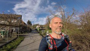 Die letzten Kilometer (Blick zurück)