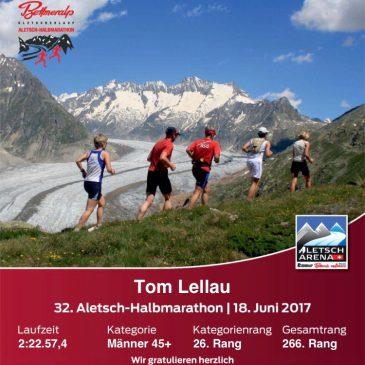 Aletsch-Halbmarathon 2017