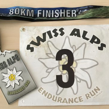 Swiss Alps Endurance Run 2017