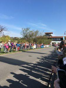 Start des 11. Marathon Deutsche Weinstrasse