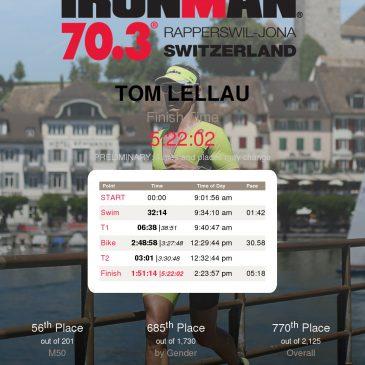 Meine erste Halbdistanz im Triathlon – IRONMAN 70.3 Switzerland