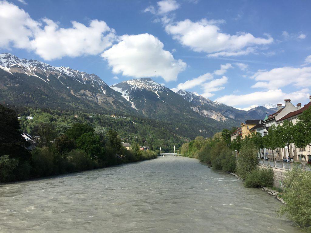 Innsbruck und die Nordkette
